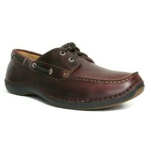 Timberland 74013 Annapolis Leather Boat Shoes